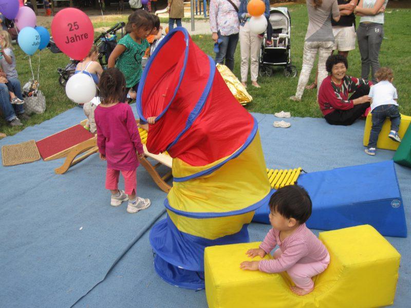 Spielfest FamilienZentrum Laim
